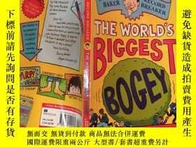 二手書博民逛書店the罕見world s biggest bogey 世界上最大的妖怪Y200392 不祥