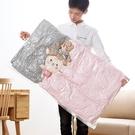 掛式透明羽絨服壓縮袋抽空氣真空袋小號裝衣服衣物的收納袋