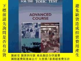 二手書博民逛書店Longman罕見Preparation Series For The Toeic TestY466342 L