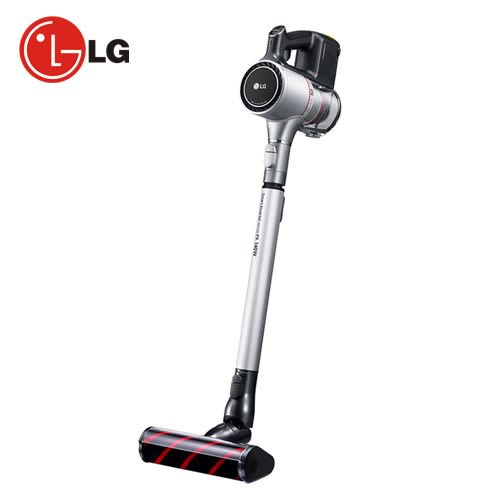 【LG 樂金】A9+快清式無線吸塵器A9PBED2X(晶鑽銀)