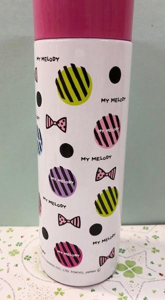 【震撼精品百貨】My Melody_美樂蒂~美樂蒂不銹鋼保溫瓶-370ML#21707
