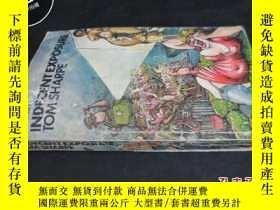 二手書博民逛書店INDECENT罕見EXPOSURE TOM SHAPPE591