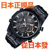 免運費 日本正規貨 CASIO 卡西歐 EDFICE EQW-T630DC-1AJF 太陽能多局電波手錶 時尚商务男錶 絕版限量款
