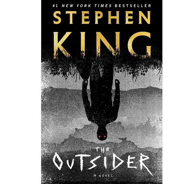 2018/2019 美國得獎作品 The Outsider A Novel Hardcover May 22, 2018