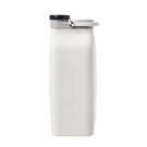 矽膠牛奶盒水瓶600ml白...