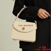 側背包非所物FEISUOWU時尚復古感手提包小方包新款包包女單肩斜挎包【CH伊諾】