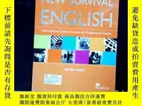 二手書博民逛書店New罕見Edition SURVIVAL ENGLISHY33