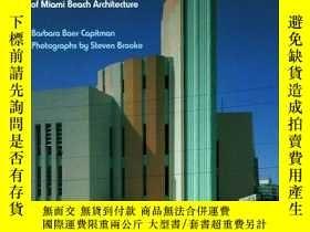 二手書博民逛書店Deco罕見Delights: Preserving Miami