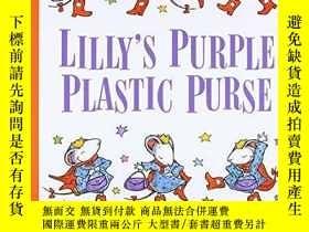 二手書博民逛書店Lilly s罕見Purple Plastic PurseY256260 Henkes, Kevin Gree