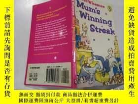 二手書博民逛書店mum s罕見winning streak:媽媽的連勝Y212829 不祥 不祥