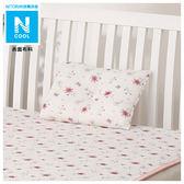 接觸涼感 孩童用枕頭 FLOWER Q 19 NITORI宜得利家居