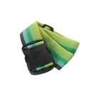 【Travel Blue 英國藍旅】2英吋行李束帶-漸層綠