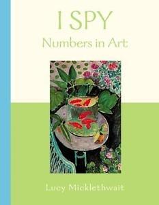 I SPY NUMBERS IN ART 《主題:認知.藝術.尋找遊戲》