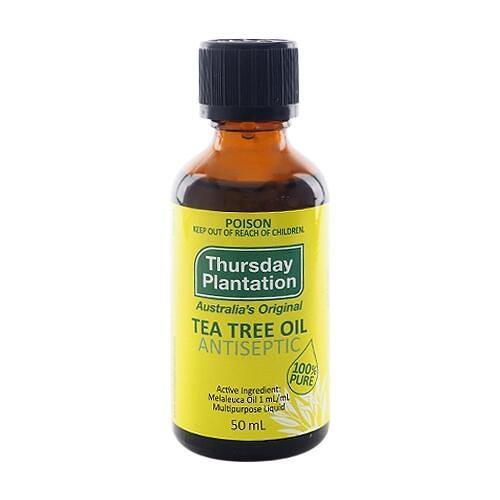 Thursday Plantation 澳洲星期四農莊 茶樹精油(50ml)『STYLISH MONITOR』D006053