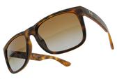 RayBan 太陽眼鏡 RB4165F 865T5 (琥珀棕) 時尚百搭偏光款 # 金橘眼鏡