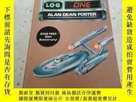 二手書博民逛書店STAR罕見TREK LOG ONE(外文)Y212829
