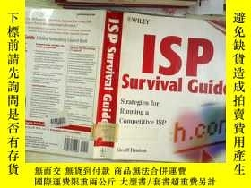 二手書博民逛書店ISP罕見Survival Guide: Strategies