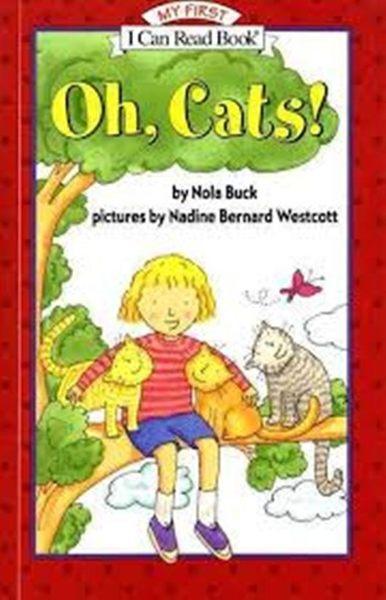 (二手書)An I Can Read My First I Can Read Book: Oh, Cats!