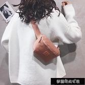 新款休閒胸包女斜挎包包單肩洋氣牛津布尼龍布腰包女士胸前包  【全館免運】