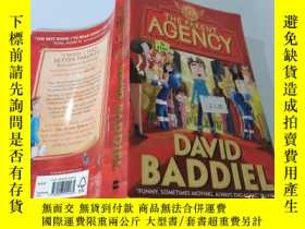二手書博民逛書店The罕見Parent Agency:母公司Y200392