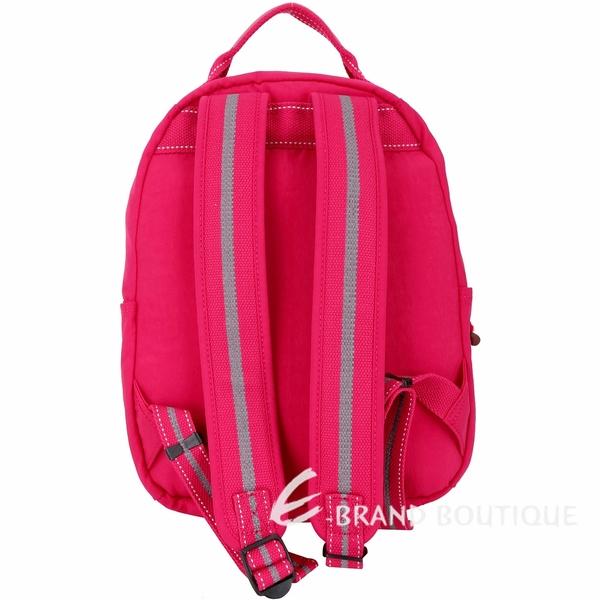 Kipling CLAS SEOUL S K18674 輕巧尼龍後背包(桃紅色) 1830307-41