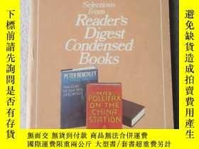 二手書博民逛書店Selections罕見from Reader s Digest