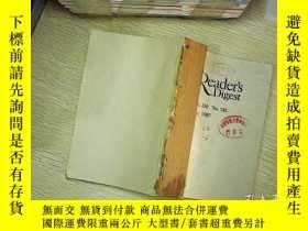 二手書博民逛書店Reader 罕見s digest 1987 781-787 缺