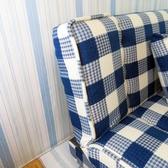 可摺疊布藝沙發客廳小戶型簡易沙發單人雙人三人沙發1.8米沙發床NMS 喵小姐