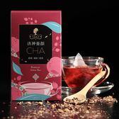 午茶夫人 洛神養顏茶 15入/盒 花茶/花草茶/玫瑰茶/茶包/無咖啡因/養生茶