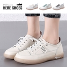 [Here Shoes]2.5CM休閒鞋...