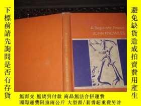 二手書博民逛書店英文原版書:A罕見Separate Peace(32開精裝1958年版)各自太平Y11986 見書影 見書影