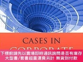 二手書博民逛書店Cases罕見In Corporate GovernanceY255174 Robert T Wearing