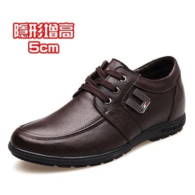 內增高鞋-帥氣顯瘦大方男休閒鞋56f2[巴黎精品]