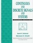 二手書博民逛書店 《Continuous and discrete signals and systems》 R2Y ISBN:0135184738│Soliman