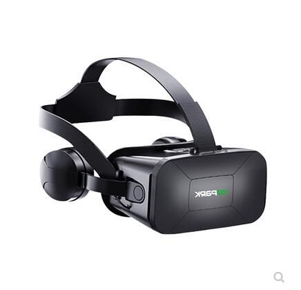 頭戴式vr眼鏡手機用 通用box蘋果5d家用3b看電影rv虛擬現實3d眼睛 浪漫西街