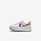 Nike Waffle Trainer 2 BT [DM7218-141] 小童 休閒鞋 運動 經典 復古 童趣 白 藍