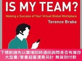 二手書博民逛書店預訂Where罕見In The World Is My Team? - Making A Success Of Y