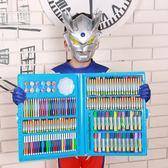 降價三天-畫筆72色無毒水彩筆套裝幼兒園蠟筆畫畫36色彩色筆禮物