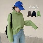 LULUS【A01200869】Y自訂款高領針織上衣-3色