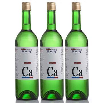 AA鈣杏懋 藤田鈣液劑 750ml   6罐 加贈花旗坊八仙果7包(市價700元)紐力活的另一種好選擇 母親節