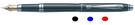 《享亮商城》PKG-350 紅桿鋼筆  白金