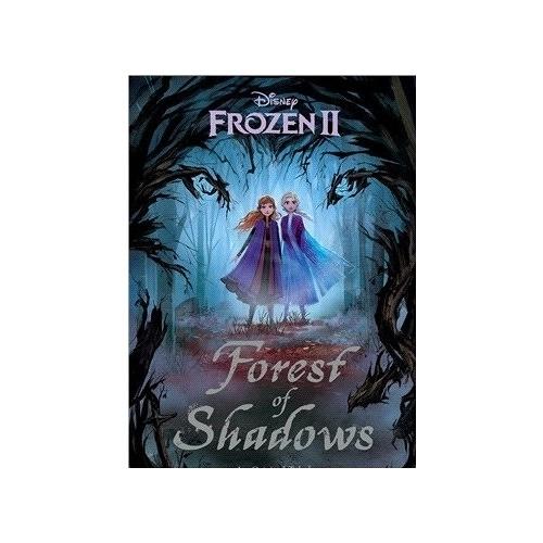 Frozen 2 Original Middle Grade Novel冰雪奇緣2外傳小說(闇影森林)