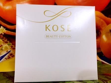 【KOSE 高絲】 高品質 化妝棉 化粧棉 50枚入 高絲 化妝棉 輕柔 舒棉