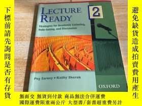 二手書博民逛書店Lecture罕見Ready Student Book 2Y177113 eg Sarosy Oxford U