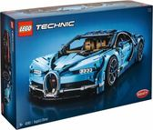 【LEGO樂高】TECHNIC Bugatti Chiron 布卡堤凱龍 #42083