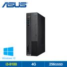 華碩 H-S641SC-I39100002T   I3四核高速SSD電腦