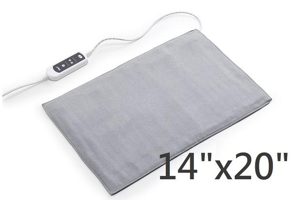 雃博恆溫濕熱電毯(未滅菌) 珊瑚砂 14 X 20 吋 【腰背部/大面積 】-熱敷墊/濕熱電毯