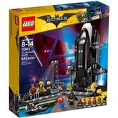 LEGO 樂高 BATMAN MOVIE DC The Bat-Space Shuttle 70923 (643 Piece)