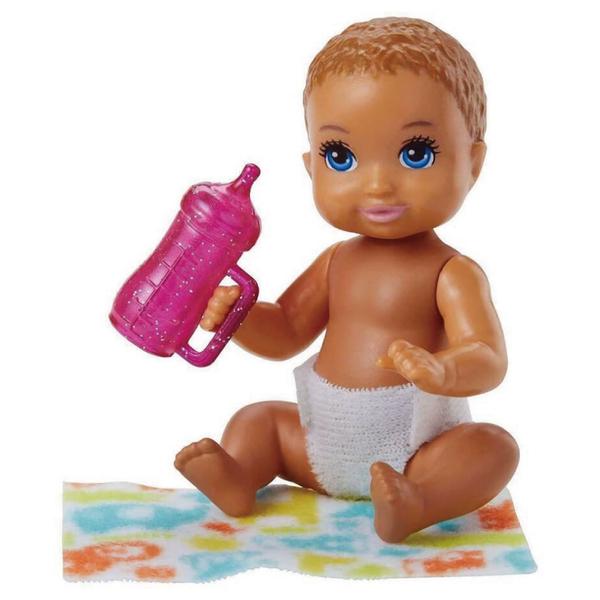 芭比娃娃Barbie 嬰兒照顧配件組 玩具反斗城