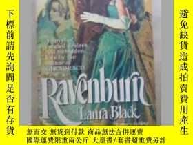 二手書博民逛書店Raven罕見hurn 英文原版口袋書Y109818 Laura